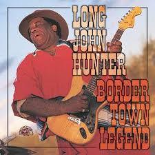 CD - Long John Hunter - Border Town Legend - IMP