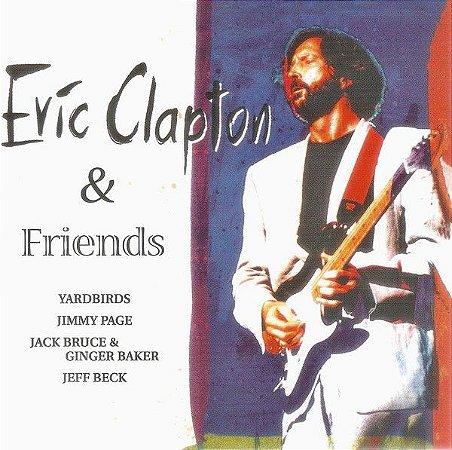 CD - Eric Clapton - Eric Clapton & Friends