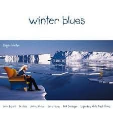 CD - Edgar Winter ‎– Winter Blues -- IMP