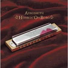 CD - Aerosmith - Honkin' On Bobo