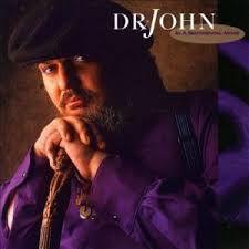 CD - Dr. John - In A Sentimental Mood - IMP