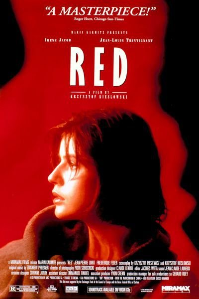 A Fraternidade é Vermelha (Trois Couleurs: Rouge)