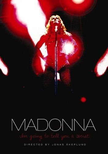 MADONNA: I'M GOING TO TELL YOU A SECRET CD + DVD