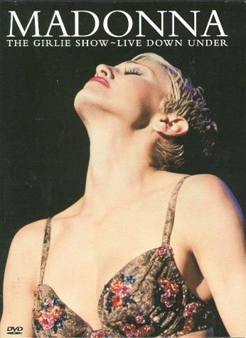Madonna - THE GIRLIE SHOW - LIVE DOWN UNDER