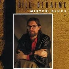 CD - Bill Deraime - Mister Blues - IMP