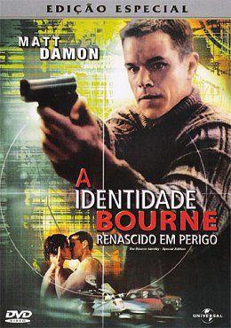 DVD - A Identidade Bourne (The Bourne Identity)