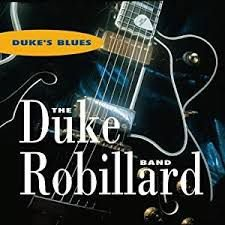 CD - The Duke Robillard Band – Duke's Blues - IMP