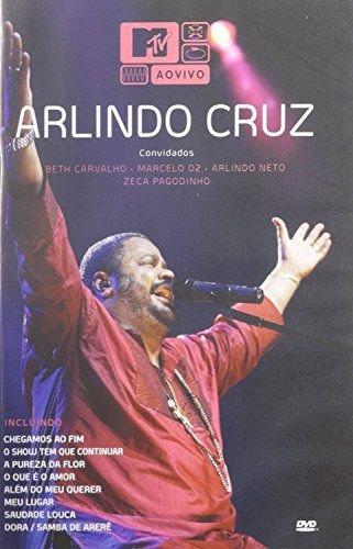 DVD - MTV AO VIVO: ARLINDO CRUZ