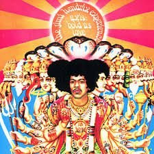 CD - The Jimi Hendrix Experience - Axis:  Bold As Love - IMP