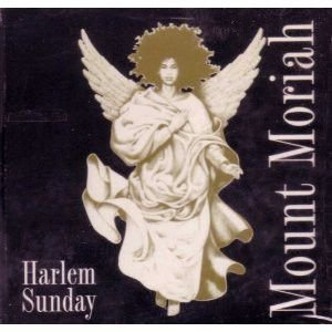 CD - Nelson Motta - The Mount Moriah Mass Choir & The New Age Communit - Harlem Sunday