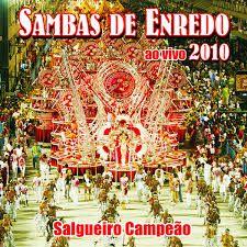 Various – Sambas De Enredo 2010