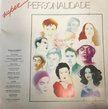 CD - Super Personalidade (Vários Artistas)