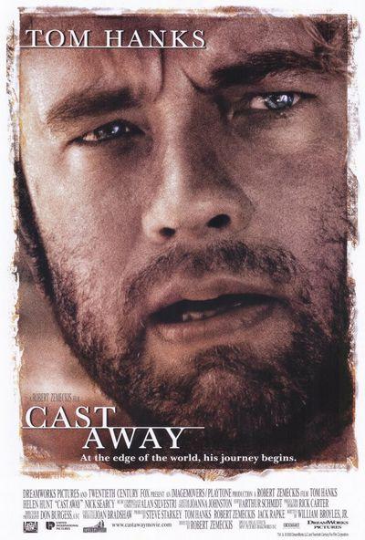 DVD - Náufrago (Cast Away)
