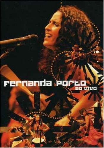 DVD - Fernanda Porto: Ao Vivo