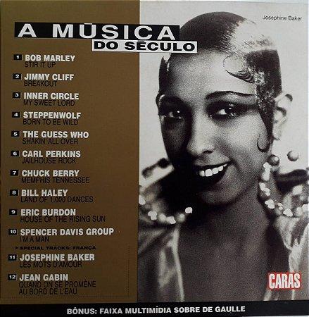 CD - Coleção A Música do Século CARAS - Volume 44 (Vários Artistas)