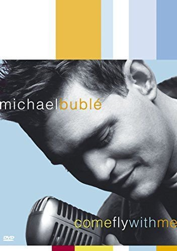 DVD - MICHAEL BUBLE COME FLY WITH ME DVD + CD