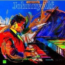 CD - Johnny Alf - O que é amar