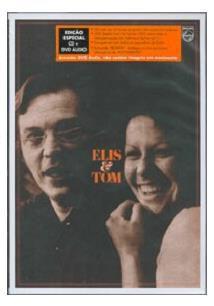 ELIS & TOM CD + DVD AUDIO 5.1