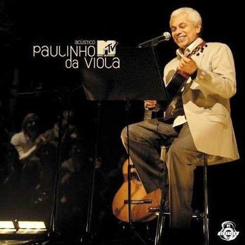 CD - Paulinho da Viola - Acústico MTV  (Digipack)