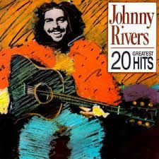 CD - Johnny Rivers -  20 Greatest Hiits