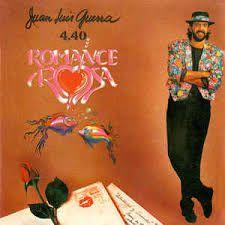 CD - Juan Luis Guerra 4.40  - Romance Rosa