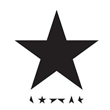CD - David Bowie – ★ (Blackstar)   Digipack