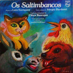 CD - Os Saltimbancos – Os Saltimbancos