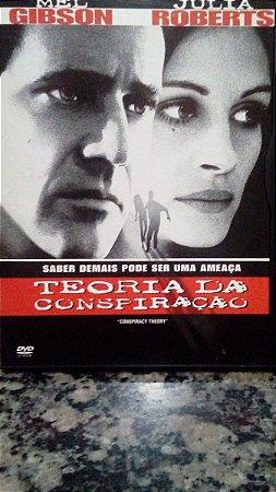DVD - Teoria da Conspiração (Conspirancy Theory)