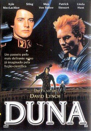 DVD - Duna (Dune)