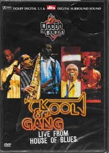 KOOL & THE GANG LIVE FROM HOUSE OF BLUES