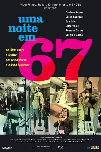 DVD (Show) - UMA NOITE EM 67