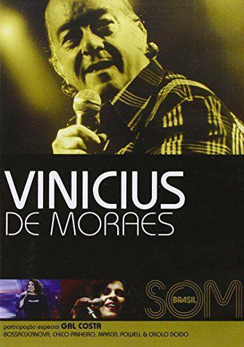 DVD - SOM BRASIL VINICIUS DE MORAES (Vários Artistas)