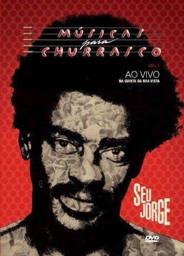 SEU JORGE MUSICAS PARA CHURRASCO 1: AO VIVO -  Especial Duplo