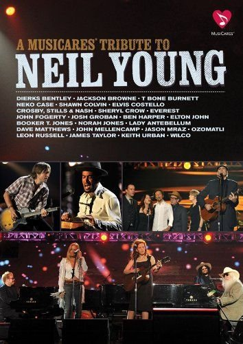 Blu-ray - MUSICARES TRIBUTE TO NEIL YOUNG