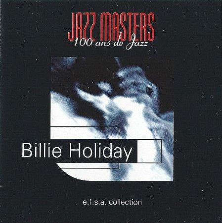 Billie Holiday – Jazz Masters (100 Ans De Jazz)