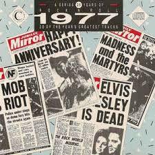Various – 25 Years Of Rock 'N' Roll 1977
