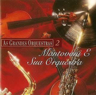 CD - Mantovani & Sua Orquestra - As Grandes Orquestras 2 - IMP