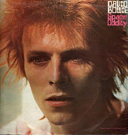 CD - David Bowie – Space Oddity - IMP