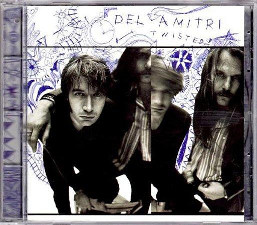 CD - Del Amitri - Twisted - IMP