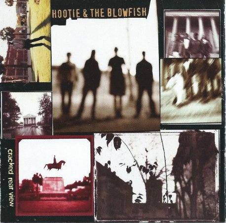 CD - Hootie & The Blowfish - Cracked Rear View . IMP . USA