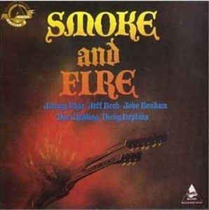 CD - Various – Smoke And Fire - IMP
