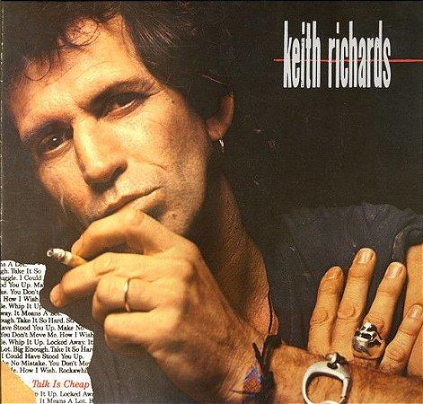 CD - Keith Richards - Talk Is Cheap - IMP