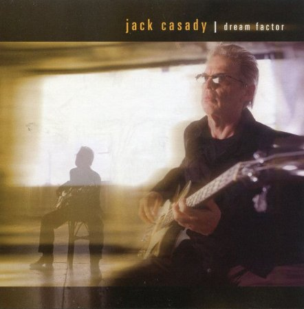 CD - Jack Casady - Dream factor