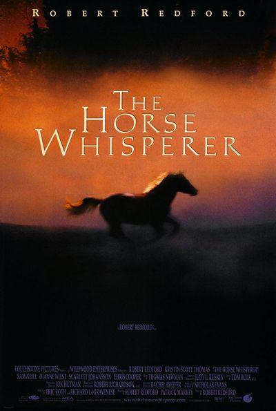 O Encantador de Cavalos ( The Horse Whisperer).