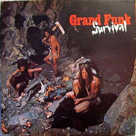 CD - Grand Funk – Survival
