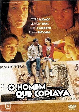 DVD - O Homem que Copiava