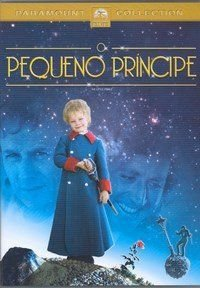 DVD - O Pequeno Príncipe (The Little Prince).