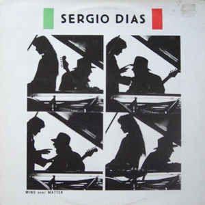 Sérgio Dias - Mind over Matter