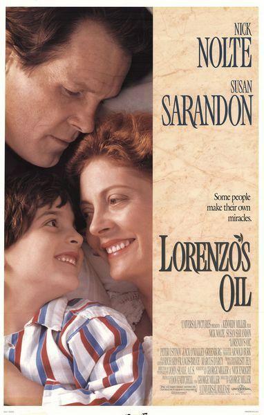 O Óleo de Lorenzo (Lorenzo´s Oil)