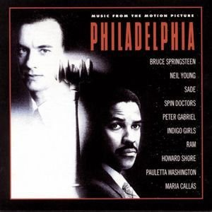 CD - Various - Philadelphia (Music From The Motion Picture)